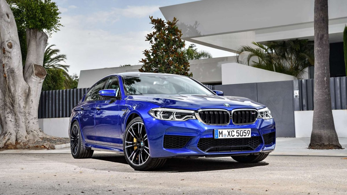 Bmw Greenlights M5 Competition Package, Could Arrive Next Year