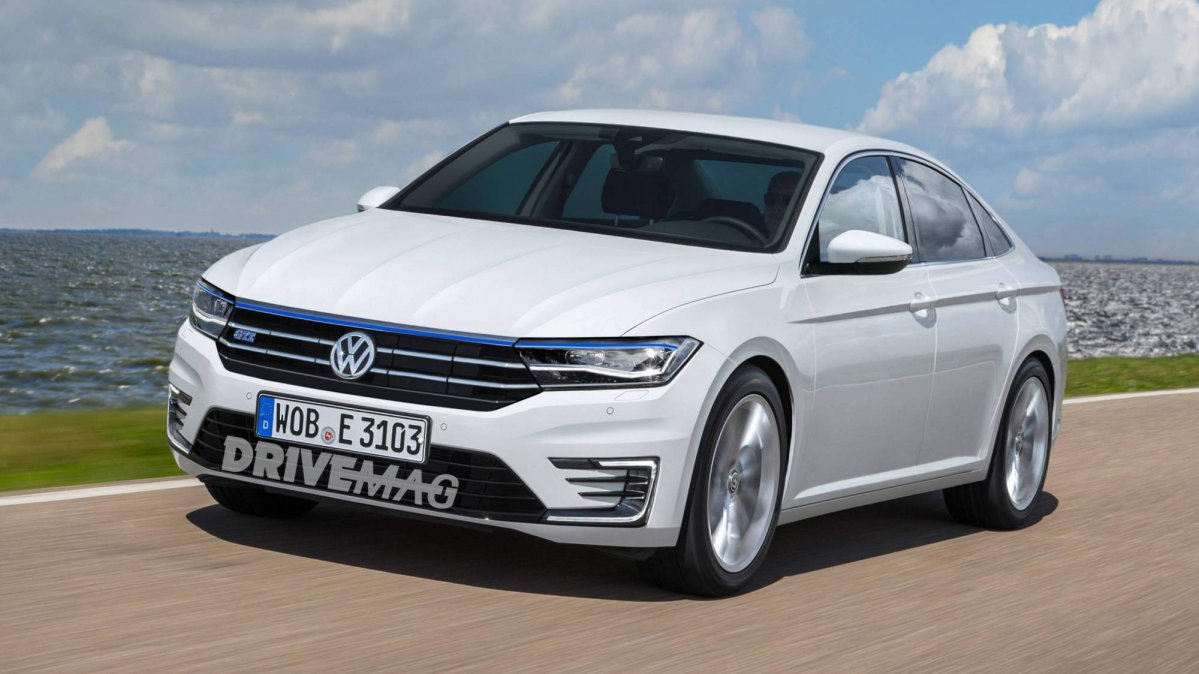 Allnew 2019 Vw Jetta Will Reportedly Debut At The 2018