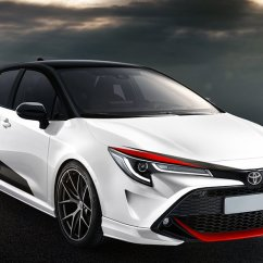 New Yaris Trd All Corolla Altis You Know Want A Hotter Toyota Auris Grmn And So Do We