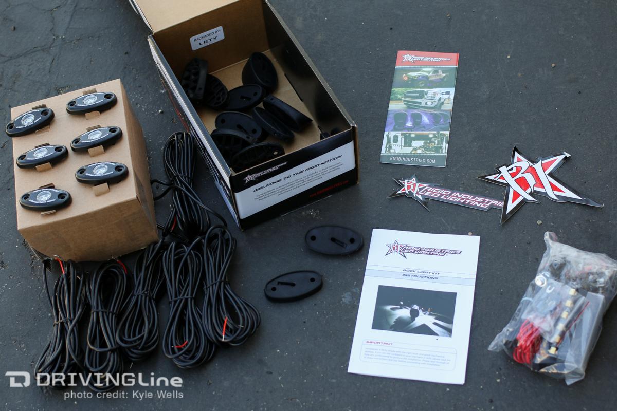 rigid industries a series rock light review drivingline rigid wiring harness instructions [ 1200 x 800 Pixel ]