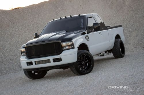 small resolution of chasing 1 000 horsepower with a 2006 ford f 350