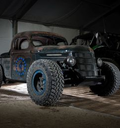 trophy rat a hot rod pickup with real off road chops [ 1886 x 1257 Pixel ]