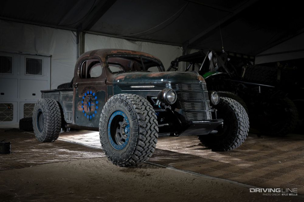 medium resolution of trophy rat a hot rod pickup with real off road chops