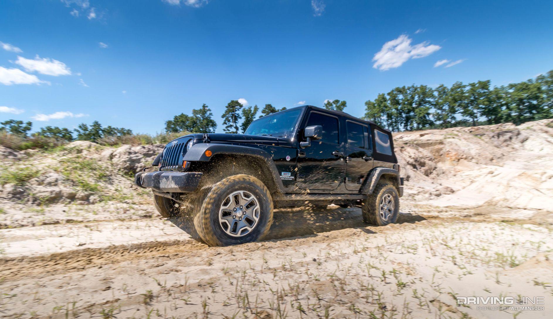 hight resolution of jk tire