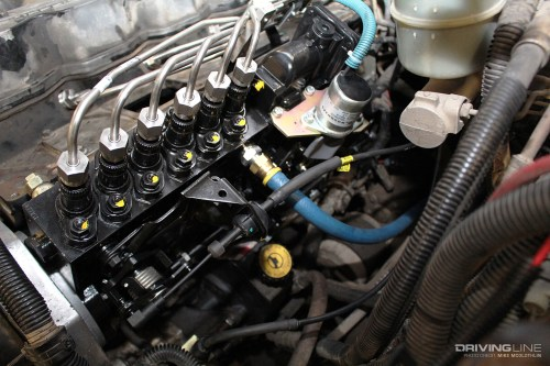 small resolution of power to the p pump injecting new life into a 24 valve cummins drivingline