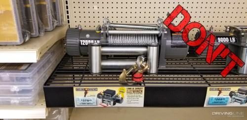 small resolution of badland 9000 lb winch spec