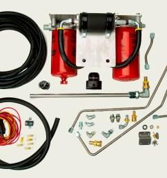 ford 73 diesel fuel system diagram [ 1553 x 1080 Pixel ]