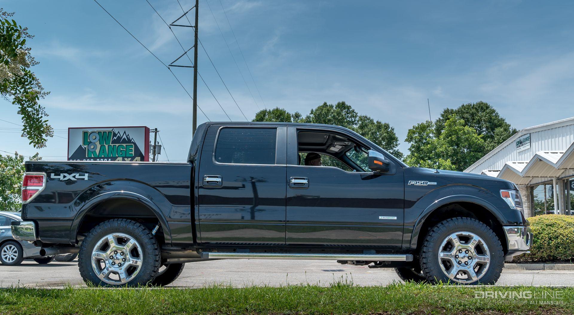 hight resolution of 2014 f150 rear bumper removal