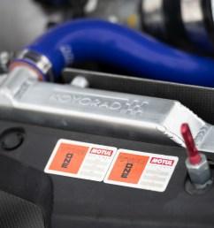 honda spoon accord euro r koyo radiator and motul engine bay stickers photo credit luke munnell [ 1620 x 1080 Pixel ]