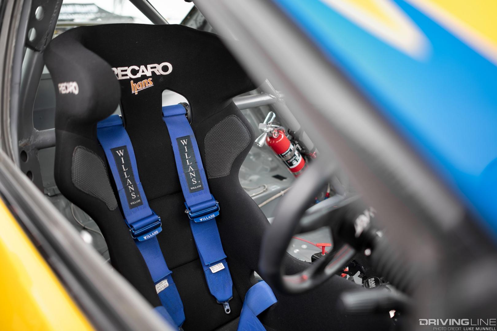 hight resolution of honda spoon accord euro r interior recaro hans seat and willans belts photo credit luke munnell