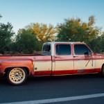 Hot Rod Dually Drivingline