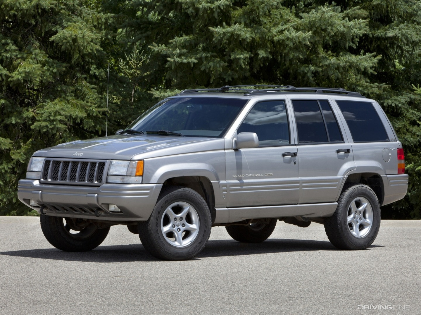 the 98 jeep grand cherokee 5 9 limited