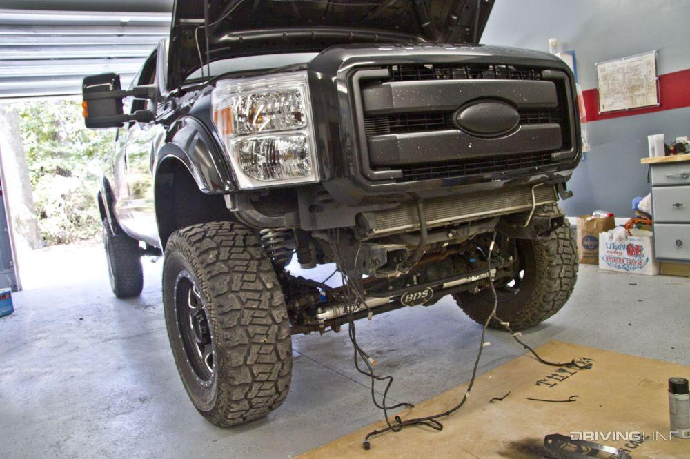 medium resolution of 2011 ford f 250 super duty fusion bumpers winch bumper install drivingline