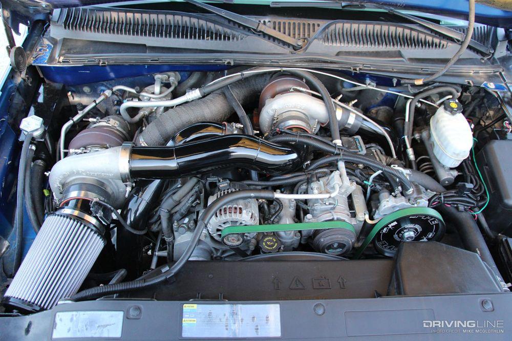 medium resolution of 60 powerstroke turbo part diagram