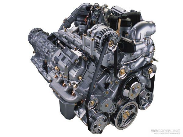 Ford Powerstroke Diesel Engine