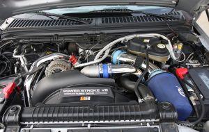 Who Makes Powerstroke Motors  impremedia