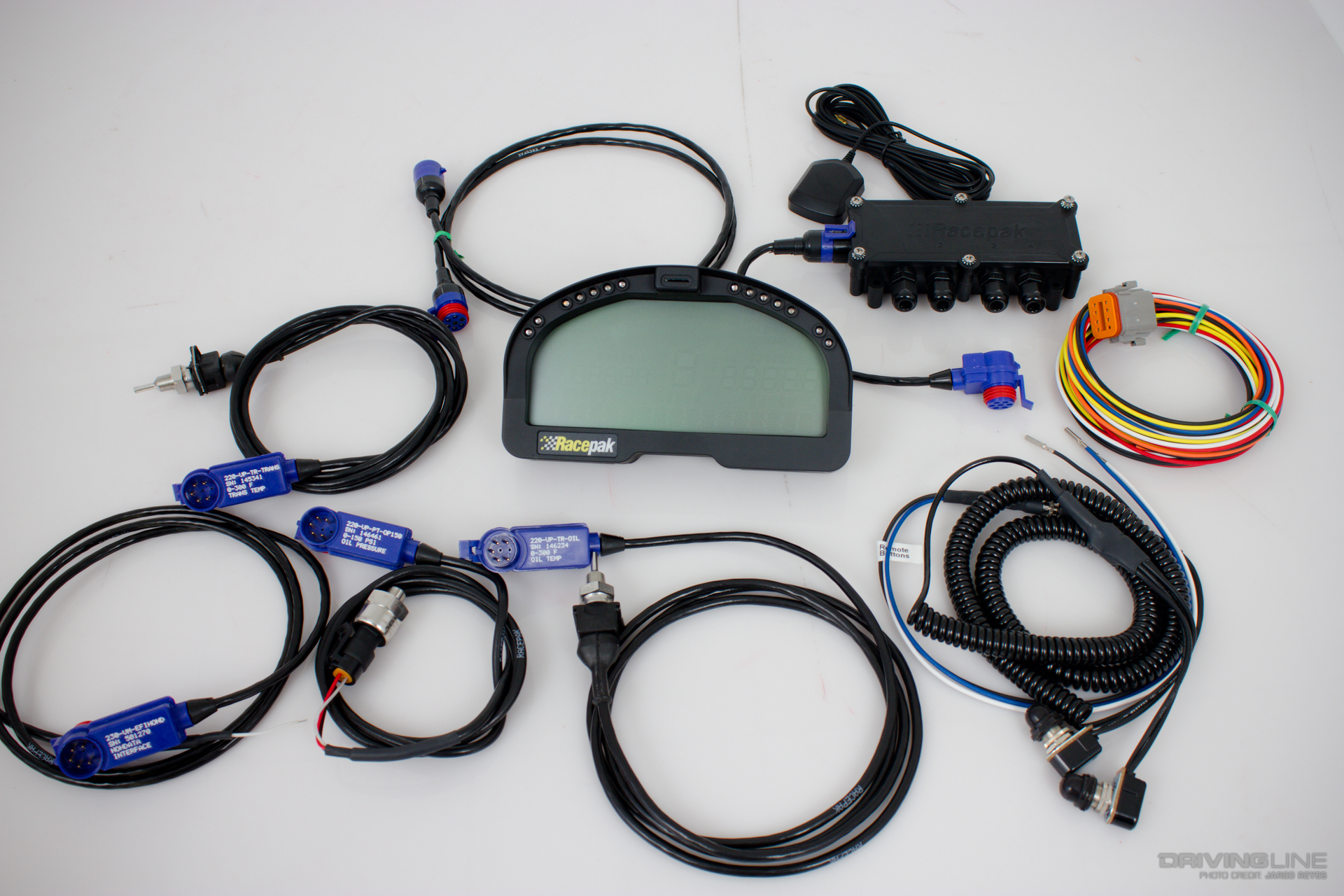 small resolution of racepak wiring diagram wiring diagrams msd 7531 wiring racepak iq3 digital dash and data logger installation