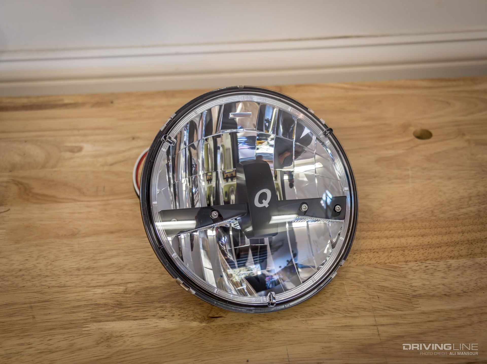 Headlights Tj Jeep