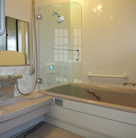 Frameless Bathtub Screens Dulles Glass