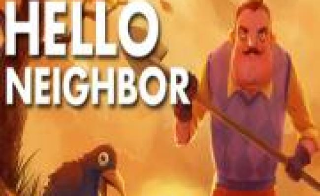 Hello Neighbor Game Play 4d Games