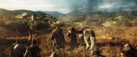 Eerste Warcraft: The Beginning trailer
