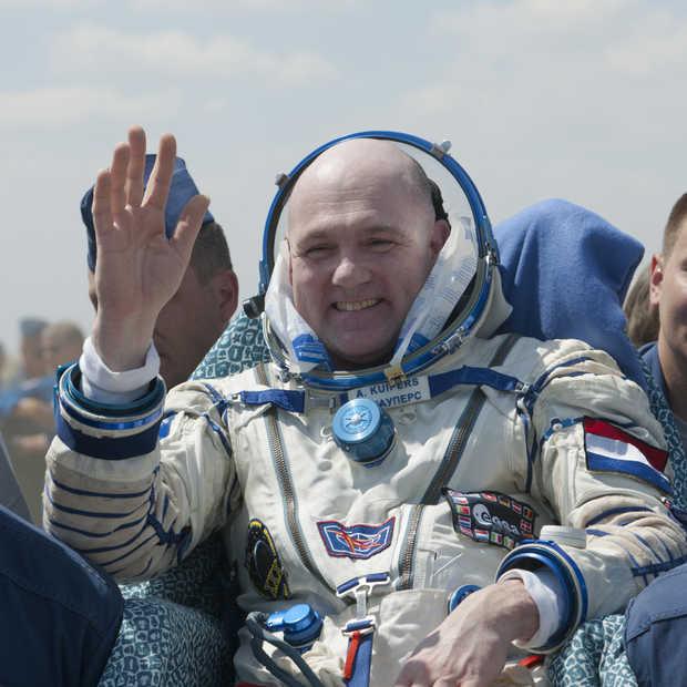 Andr Kuipers De Missie Geeft Je Een Kijkje In Het Leven Van Een Astronaut