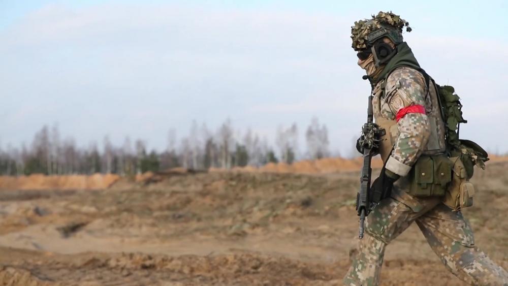NATO Battlegroup Latvia