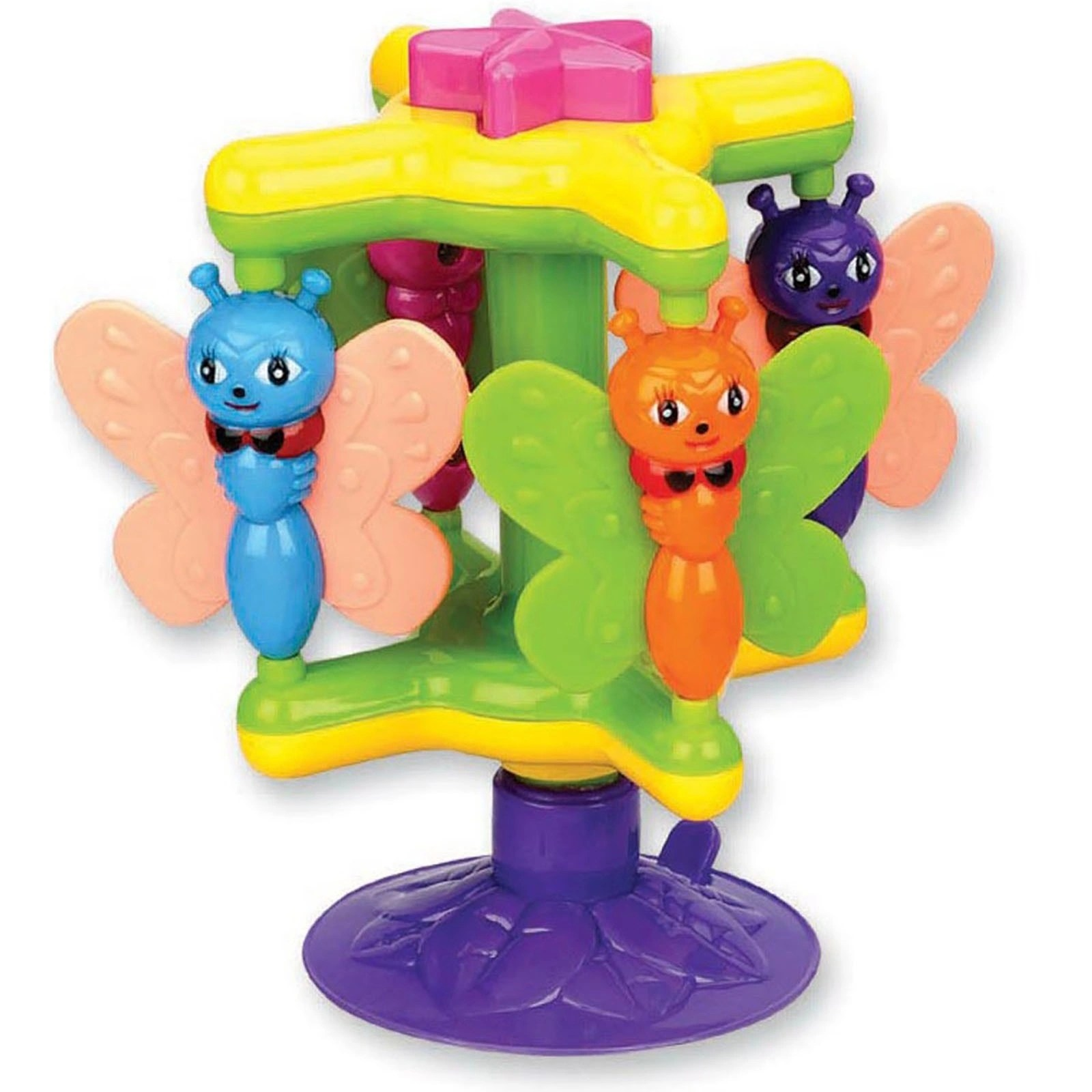 babyhome high chair haworth zody tanny butterfly toy