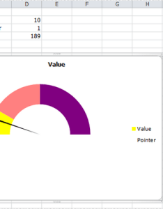 How to create gauge chart in excel  also rh  iceblue