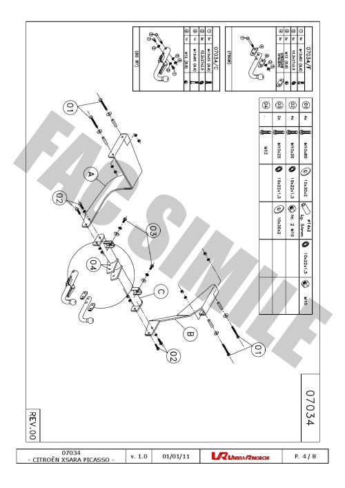 small resolution of wiring diagram for citroen xsara picasso towbar wiring librarydetachable towbar 7pin wiring bypass relay for citroen