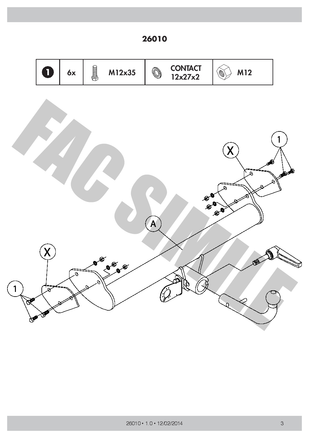 hight resolution of detachable towbar 13pin c2 wiring kit for nissan