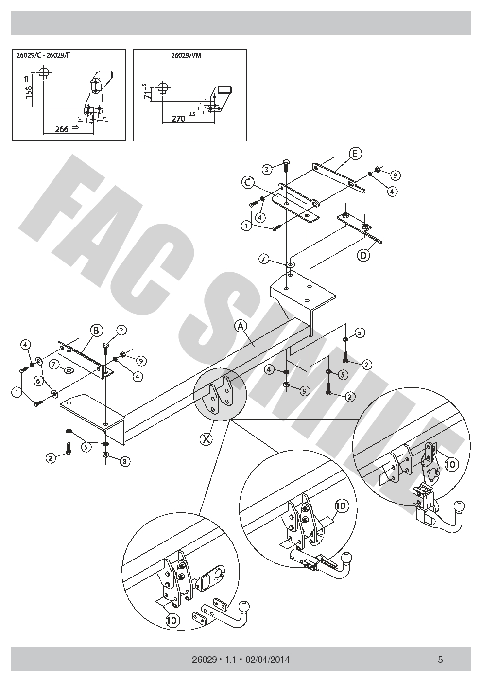 hight resolution of vertic detach towbar 7pin wiring for nissan qashqai