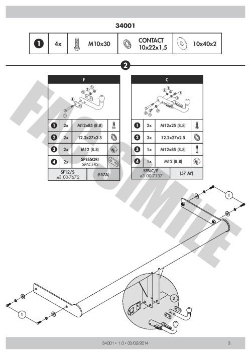 small resolution of detach towbar 7pin bypass relay for skoda octavia