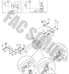 vertical detachable towbar 7p wiring for skoda octavia  [ 992 x 1403 Pixel ]