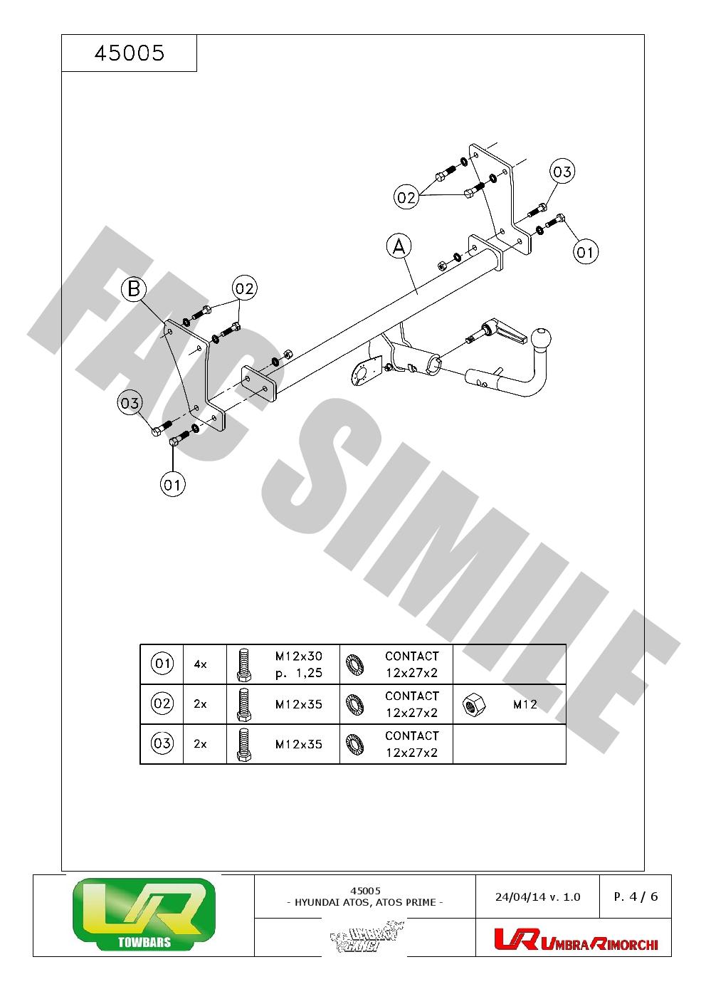 medium resolution of detachable towbar 13pin c2 wiring kit for hyundai