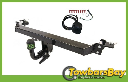 small resolution of image is loading detachable towball towbar 7pin wiring for nissan qashqai