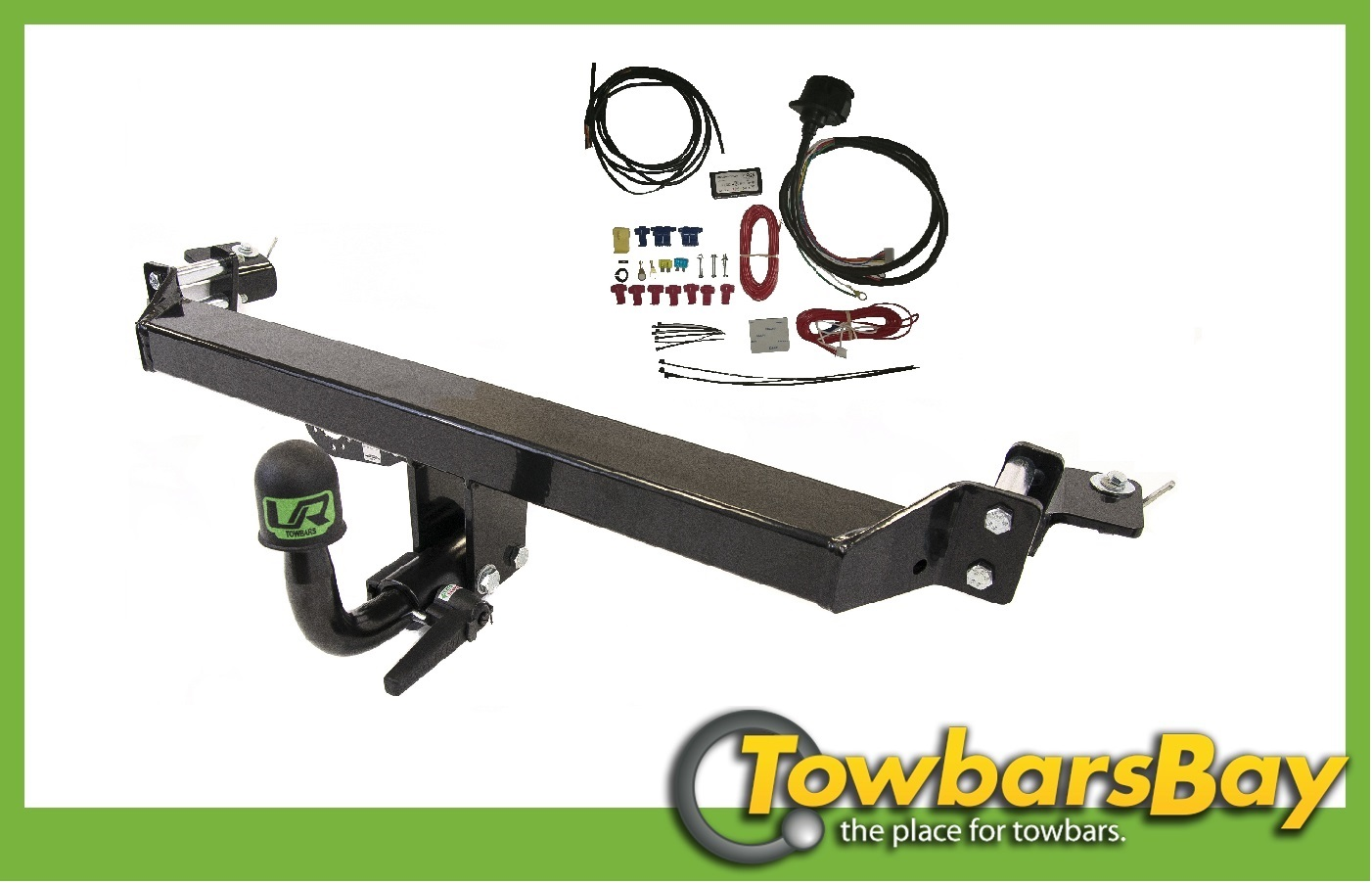 hight resolution of image is loading detach towbar 13pin c2 wiring kit fits