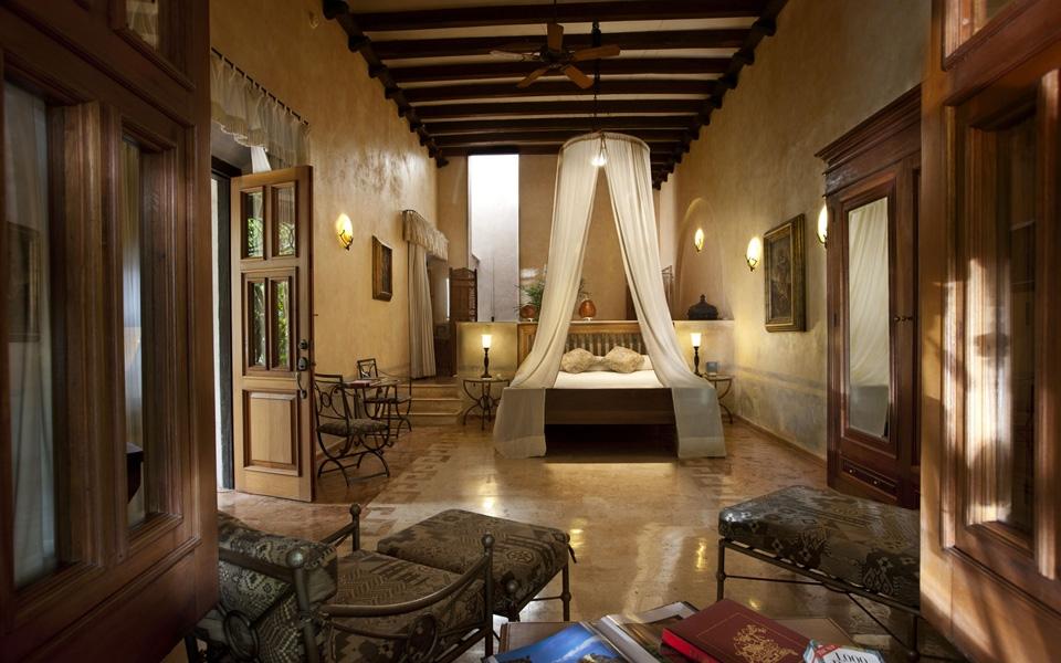 Habitaciones  Hacienda Xcanatun