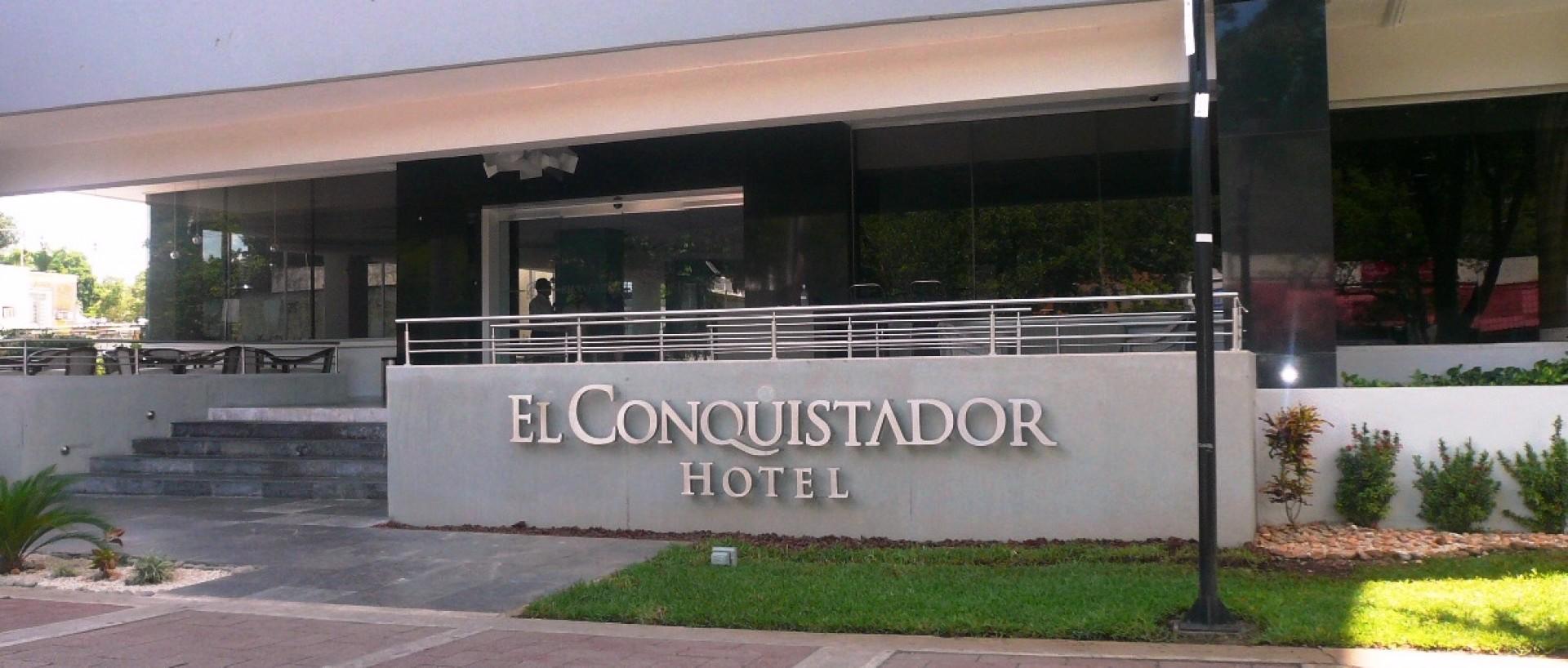 El Conquistador  Hotel en Mrida Yucatn  Mexico