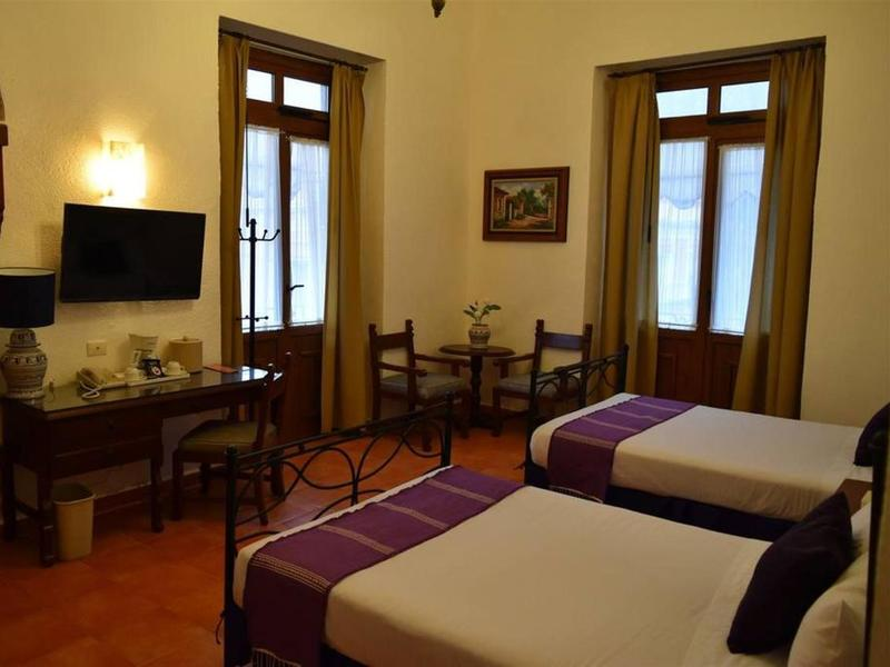 Habitacion Junior Suite  Habitaciones  Hotel San Pedro Puebla
