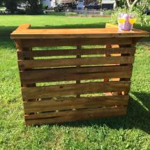 DIY Bar Pallet Projects Instruction