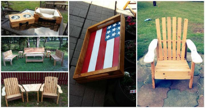 cool pallet projects for crazy wood