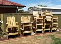 DIY Wood Pallet Outdoor Furniture Ideas - Easy Pallet Ideas