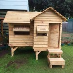Pallet Cubby House Easy Pallet Ideas