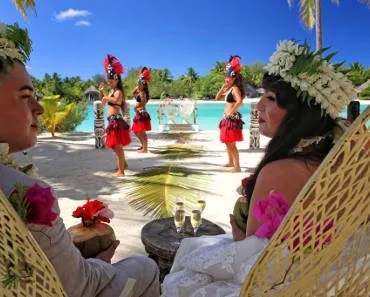 Tahitian weddings in Bora Bora by the Tahiti experts - USA ...