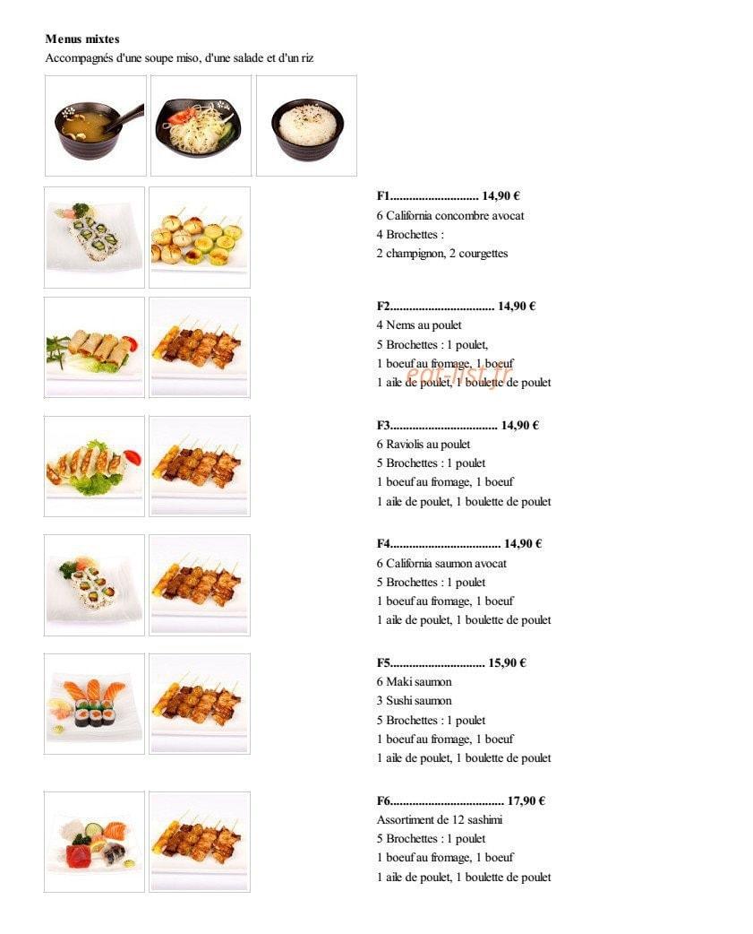 lem sushi a lyon 2 carte menu et photos