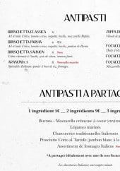 le comptoir italien a jaux menu et photos