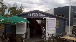 p tite table a carcassonne carte menu