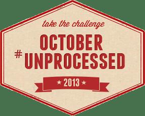October Unprocessed 2013