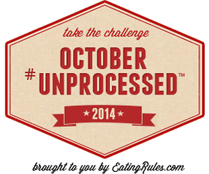 October Unprocessed 2014